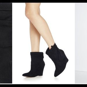 JustFab Loras Booties